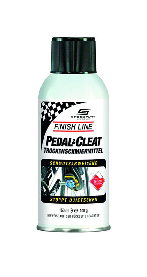 Finish Line Pedal & Cleat - Lubricantes - 150ml
